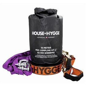 House of Hygge 15 meter PRO Jumpline Kit